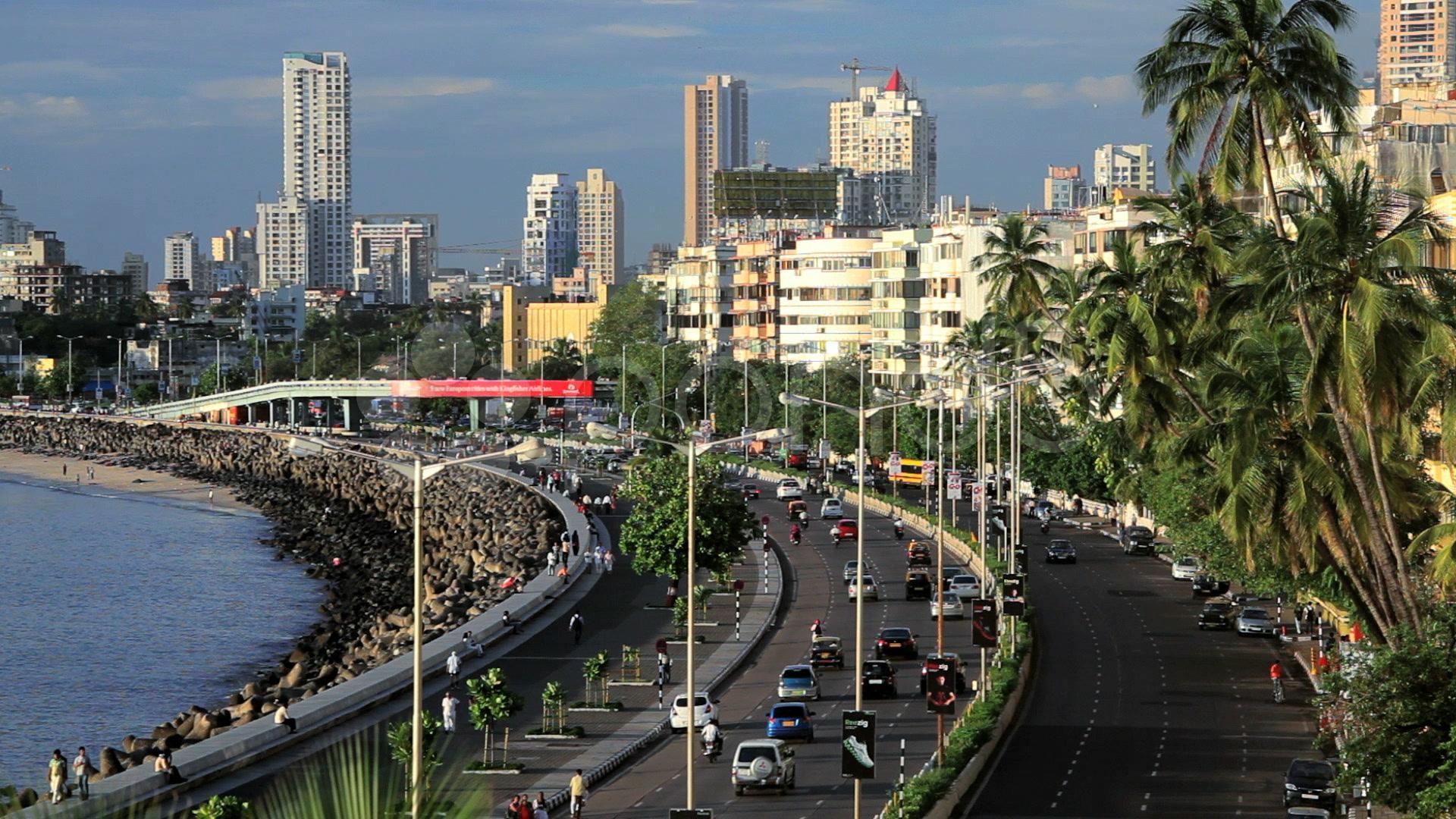 Marine Drive Mumbaites