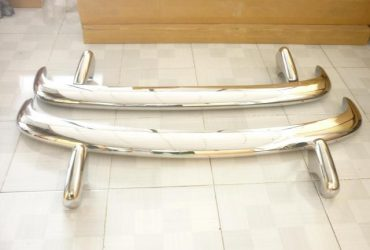 VW TYPE 3 BUMPER CAR (1963-1973) IN STAINLESS STEEL