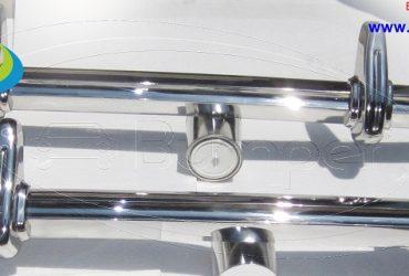 Austin Healey 3000 MK1 MK2 MK3 and 100/6 bumpers