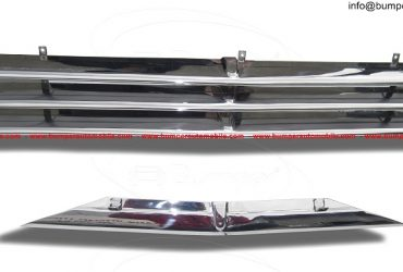Saab 92 – 92B Front Grille (1952-1956) by stainless steel