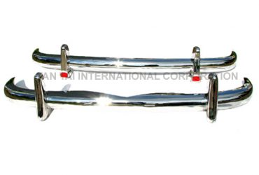 MERCEDES 219 220 S/SE BUMPER CAR IN STAINLESS STEEL