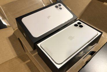 Apple iPhone 11 Pro Max SILVER 512GB UNLOCKED