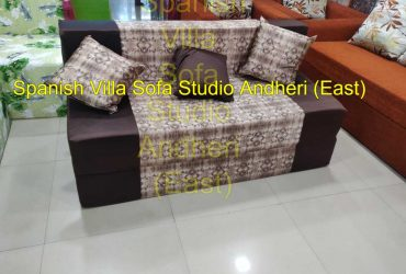 Latest best quality sofa cum bed in removable cover & recliner, pillow