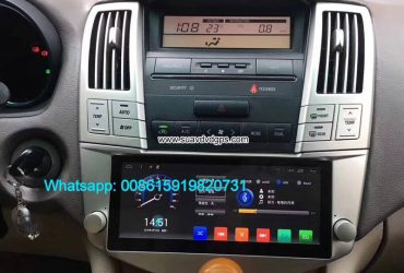 LEXUS RX300 330 350 400h Car radio android GPS camera