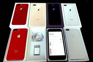 APPLE IPHONE 8 PLUS 256GB RED UNLOCKED Whatsapp chat +14153554685