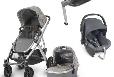 Uppababy Vista Travel System