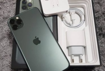 Apple iPhone 11 Pro Max 256GB $450 Whatsapp : +12674046526